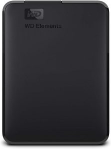 disque dur externe WD BU6Y0020BBK Elements
